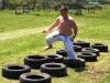 tyre-run