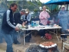 church-braai in the boma