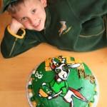 Kyle & Cake